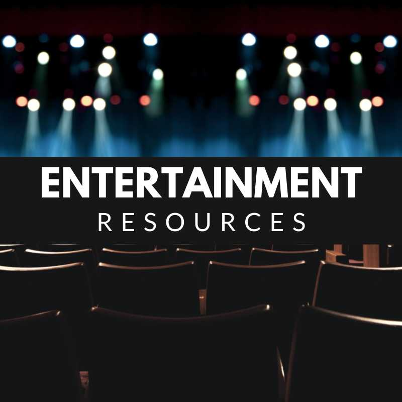 Entertainment Resources - Empty Theater