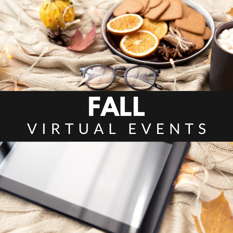 Fall Virtual Events
