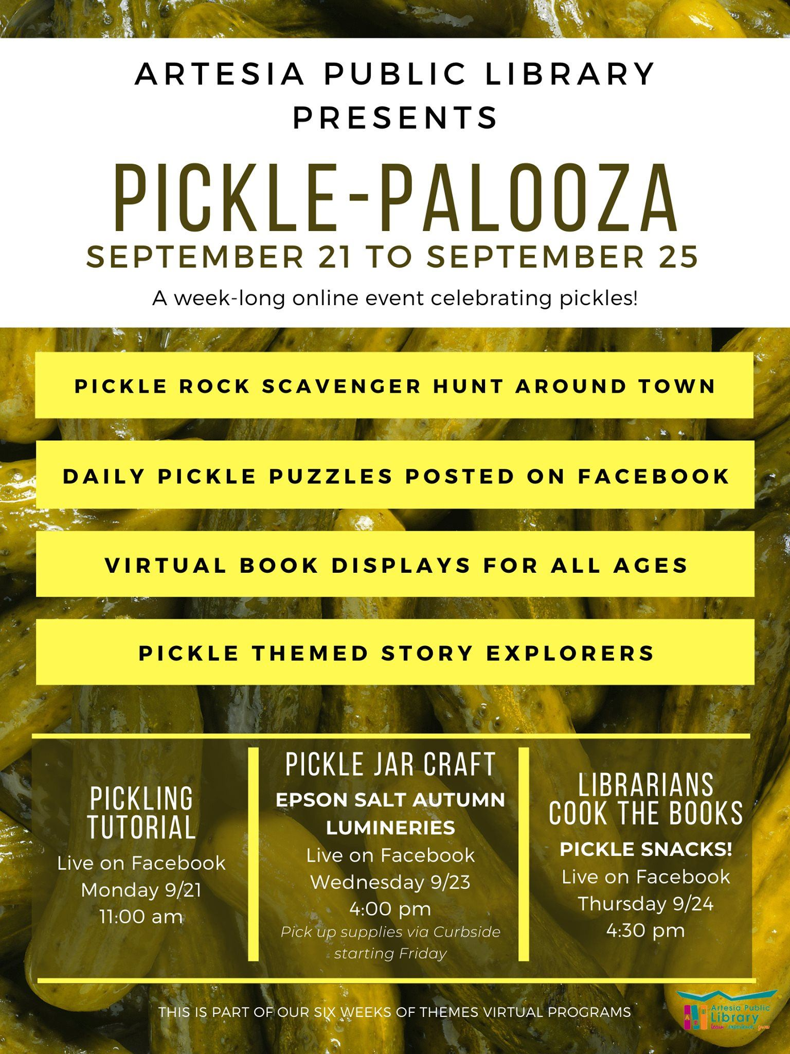 Pickle Palooza