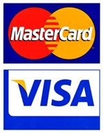 Make an Online Payment with MasterCard or Visa