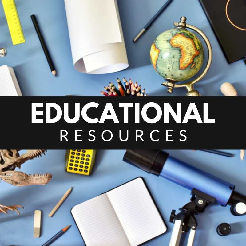 Educational Resources - School supplies