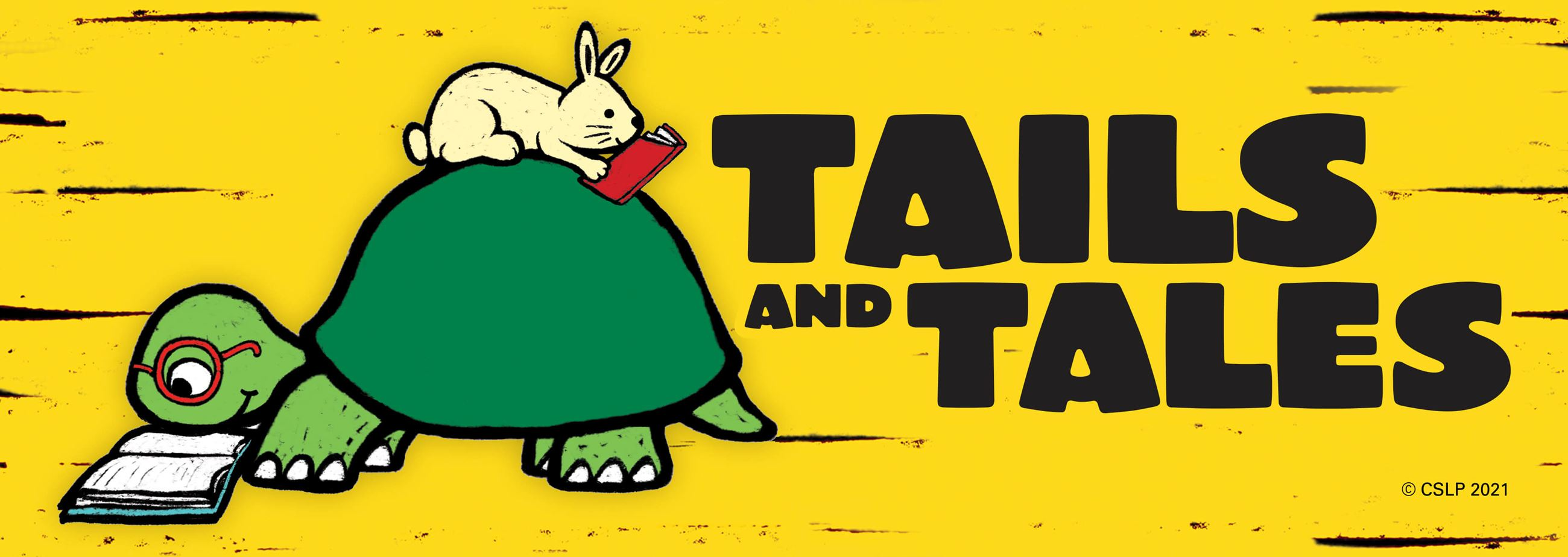 Tales and Tails Coming Soon Summer Reading Program 2021
