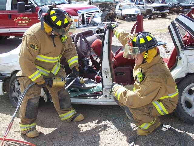 Fire Academy Extrication